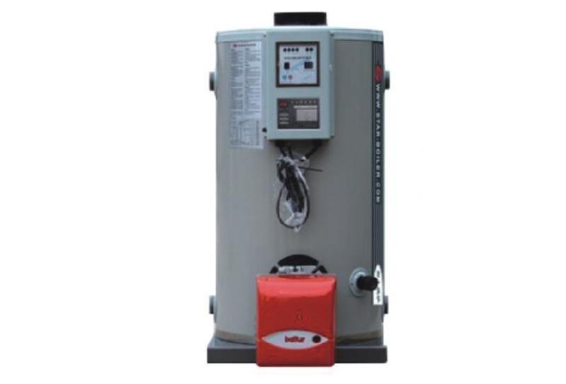 立式侧水式常压热水锅炉