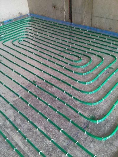 德国原装进口YBP五层阻氧地暖管